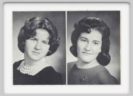 Class of 1963 - Marilyn Conrad, Mary Ann Zeller