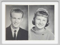 Class of 1963 - Martin Higgins, Judy Brown